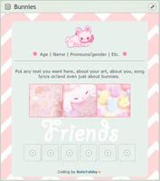 Pink Bunnies F2U (Core) by RainTabby