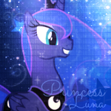 Luna avatar by DixieRarity