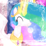Celestia avatar by DixieRarity