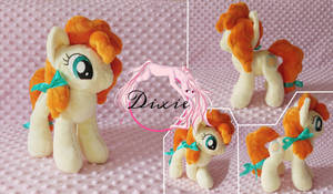 [SOLD]  Pear Butter by DixieRarity