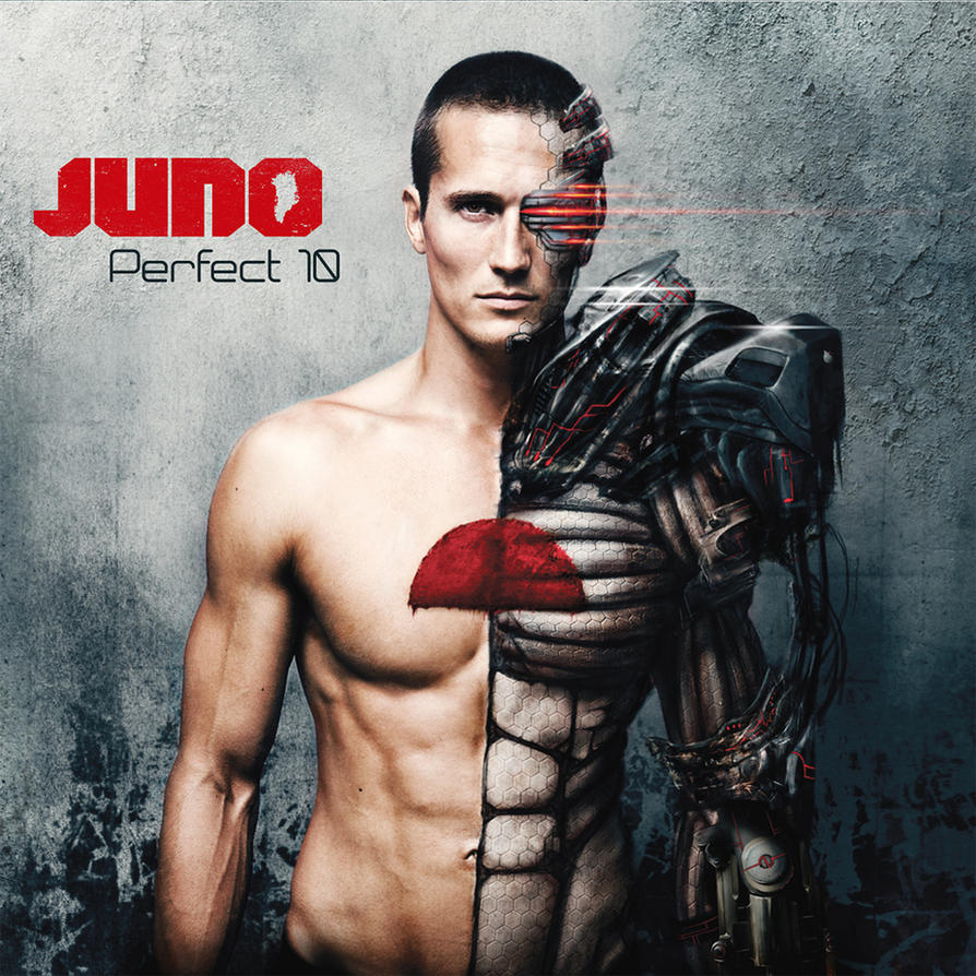 JUNO - Perfect 10 - artwork by Malach