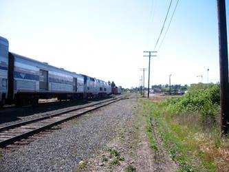Train I by xenvrae