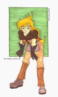 BBG: Agatha from Girl Genius