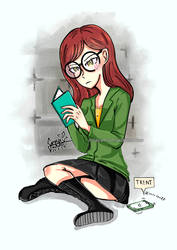 Daria chat  by Sadako18Samara