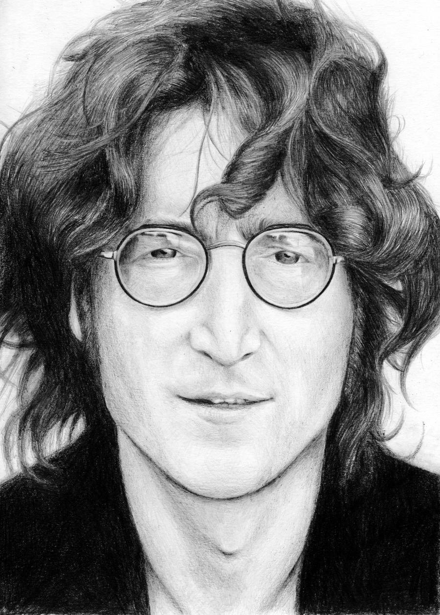 Line Drawing John Lennon : John lennon by sabdi on deviantart naver まとめ