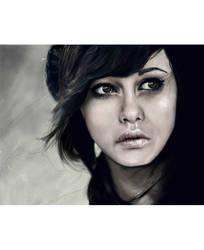 Portrait by indioglossia