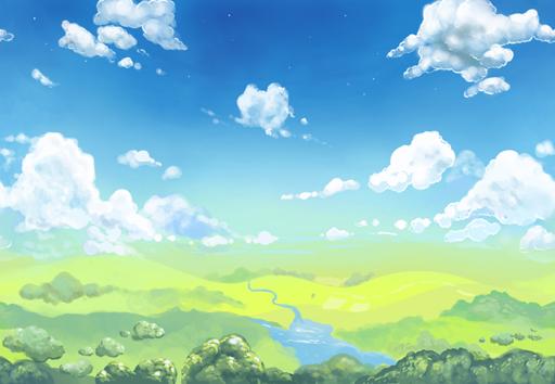 Landscape by indioglossia