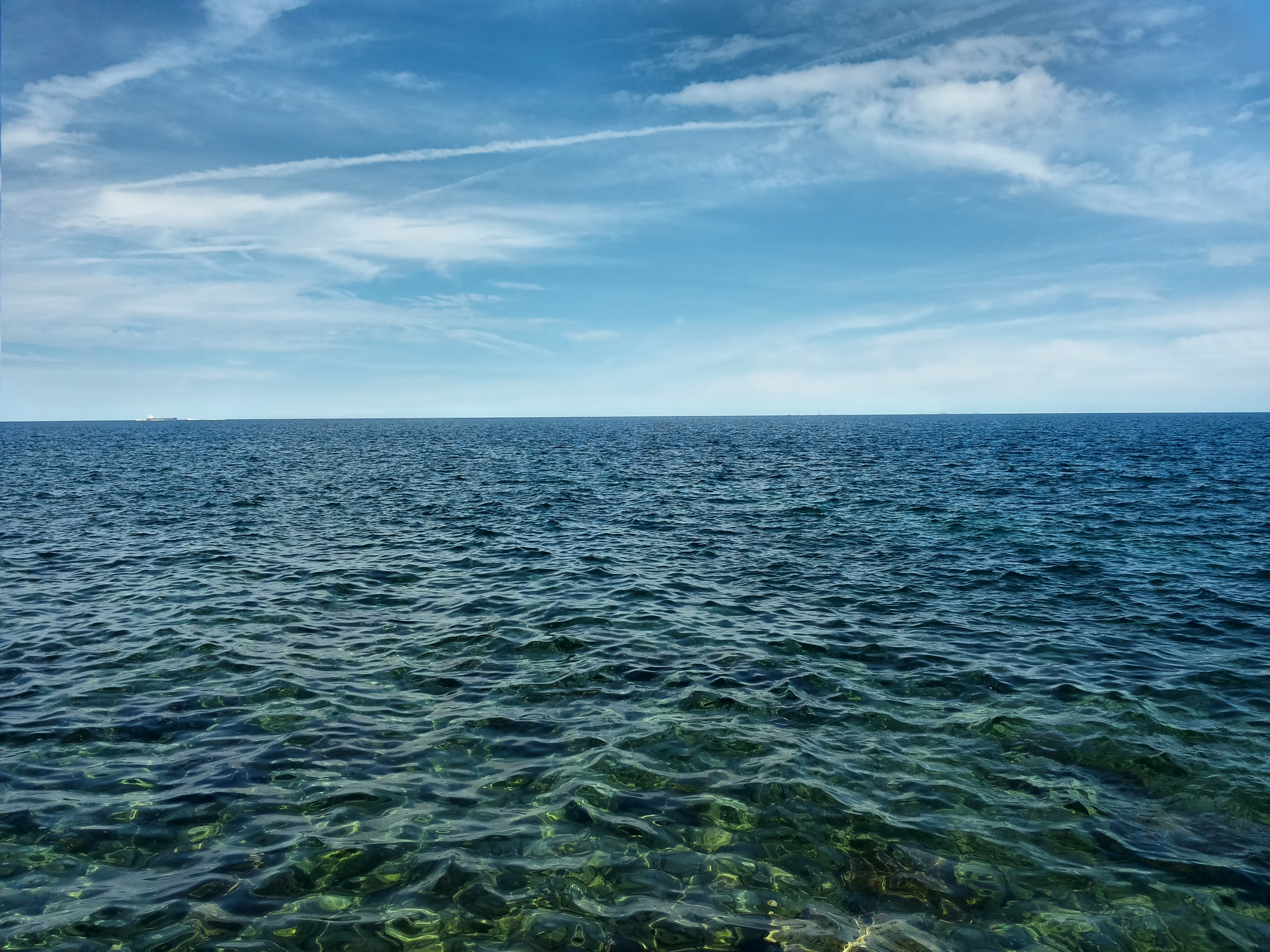 the open sea by - photo #2