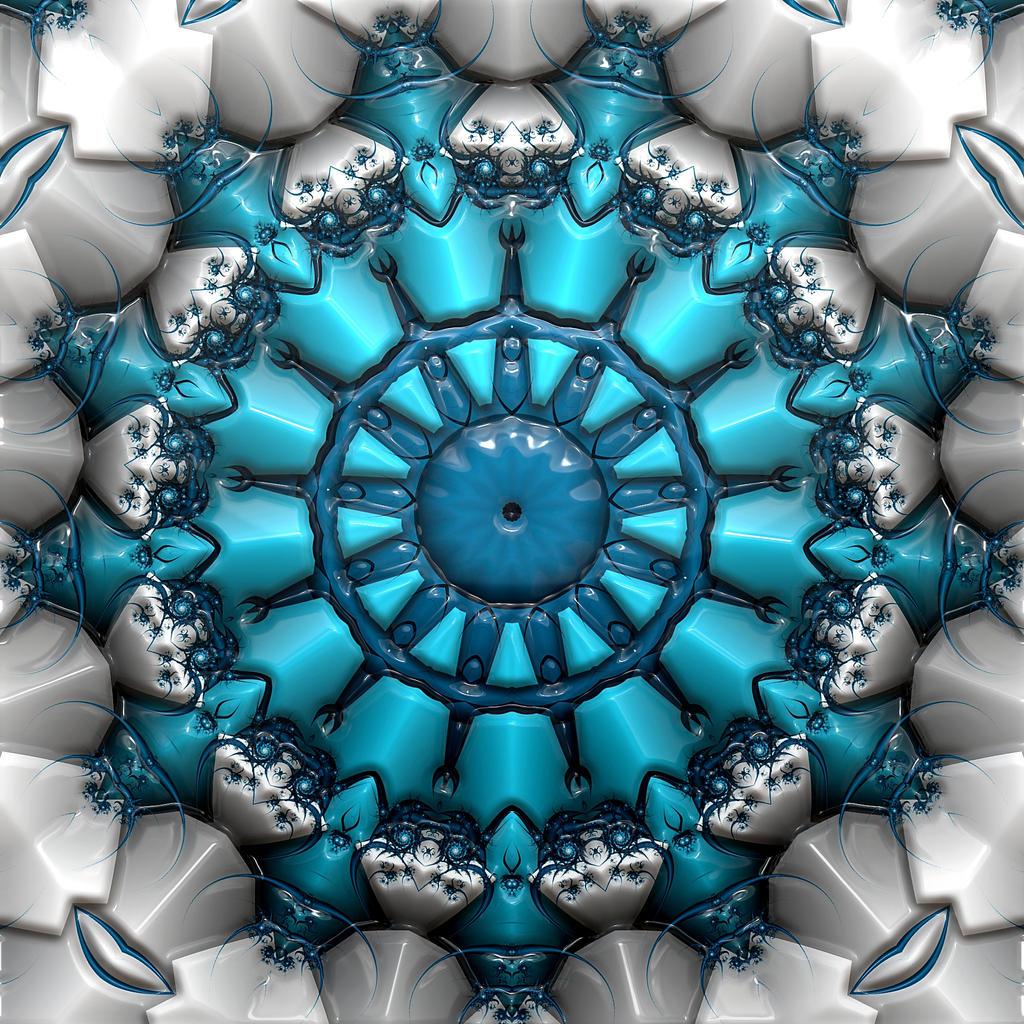 Blue Roulette by VBmonkey26