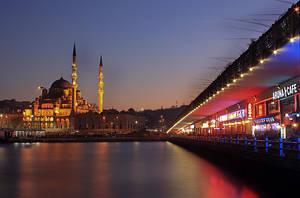 Galata - Istanbul by Celal61