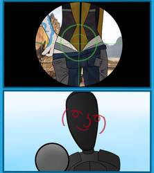 Borderlands Comic {Commission} by GablesMcgee