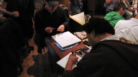 Apr 2011 Sketchbomb SF 9 by mysterious-1nsf