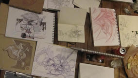 Apr 2011 Sketchbomb SF 13 by mysterious-1nsf