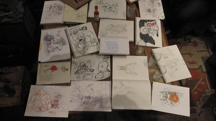 Apr 2011 Sketchbomb SF 14 by mysterious-1nsf