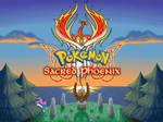 Title Screen of Pokemon Sacred Phoenix