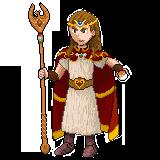 Gwydion the High Priest - 160px Battler by Anarlaurendil