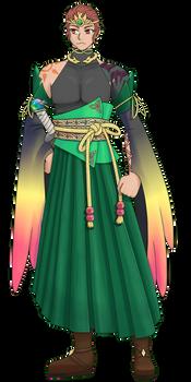 Nenvel - Augur of Rayquaza