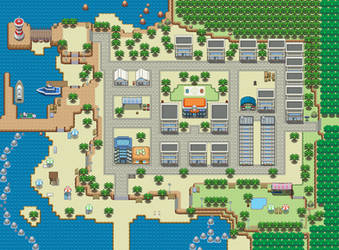 Ferri - Map of Pokemon Steam