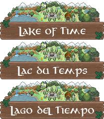 Lake of Time - Panel