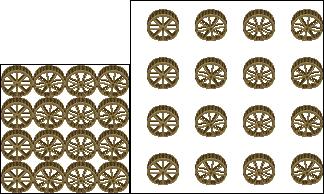 Animated Water wheel