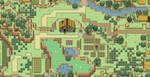 Keltios Map - Route 3 - Berries fields by Anarlaurendil