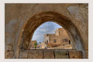 Inside the frame. by israelfi