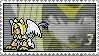 :: Nefertimon Lover Stamp :: by AquaPatamon