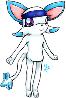 OC Digimon - Ninjemon by AquaPatamon