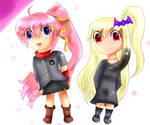 Pt Commiss : Kirie and Neru