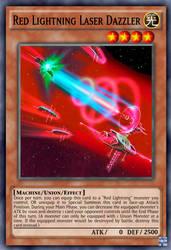 Red Lightning Laser Dazzler by Neo-RedRanger