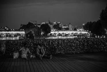 - Pont des Arts -