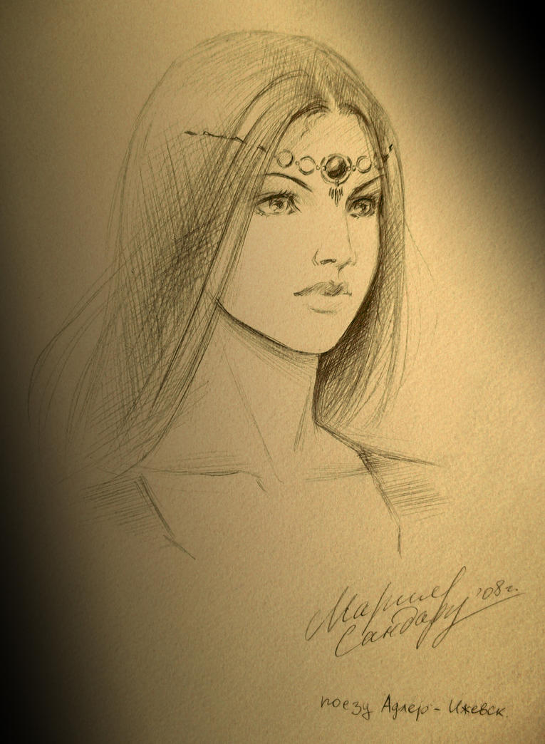 for wayfarer by Maria-Sandary