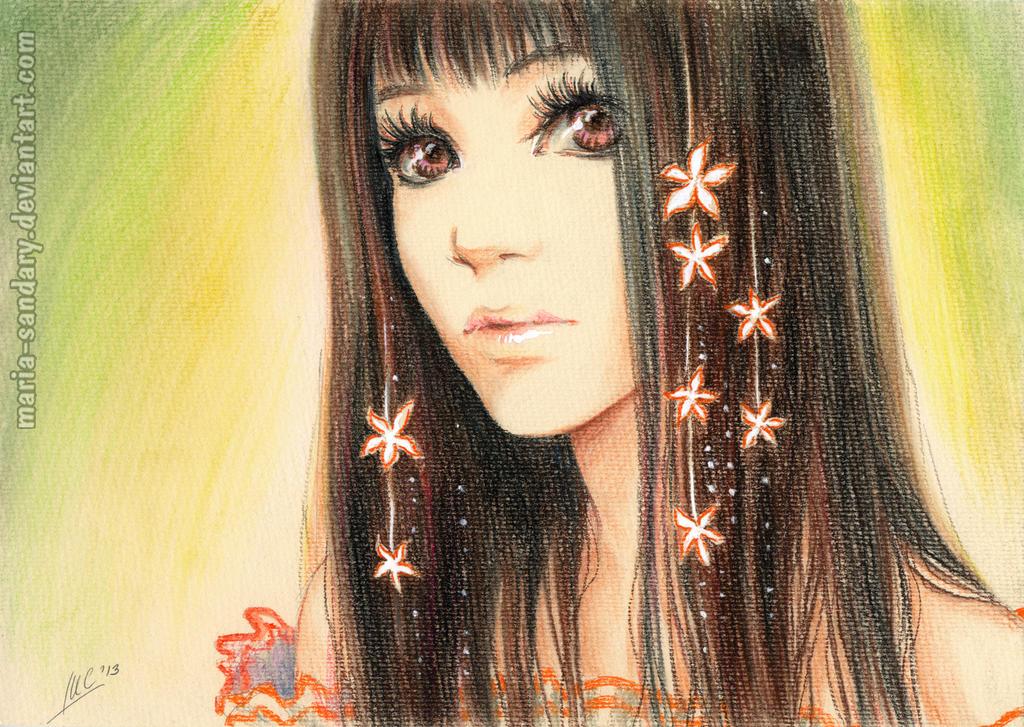 zvezda by Maria-Sandary