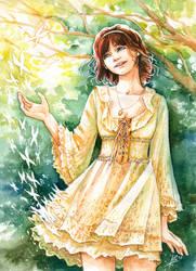 Anna by Maria-Sandary