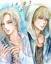 Sirin and Aidan