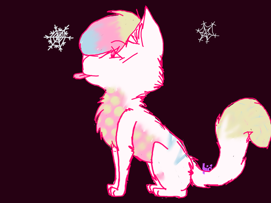 :CE: Icey by RawrDanteDoggie