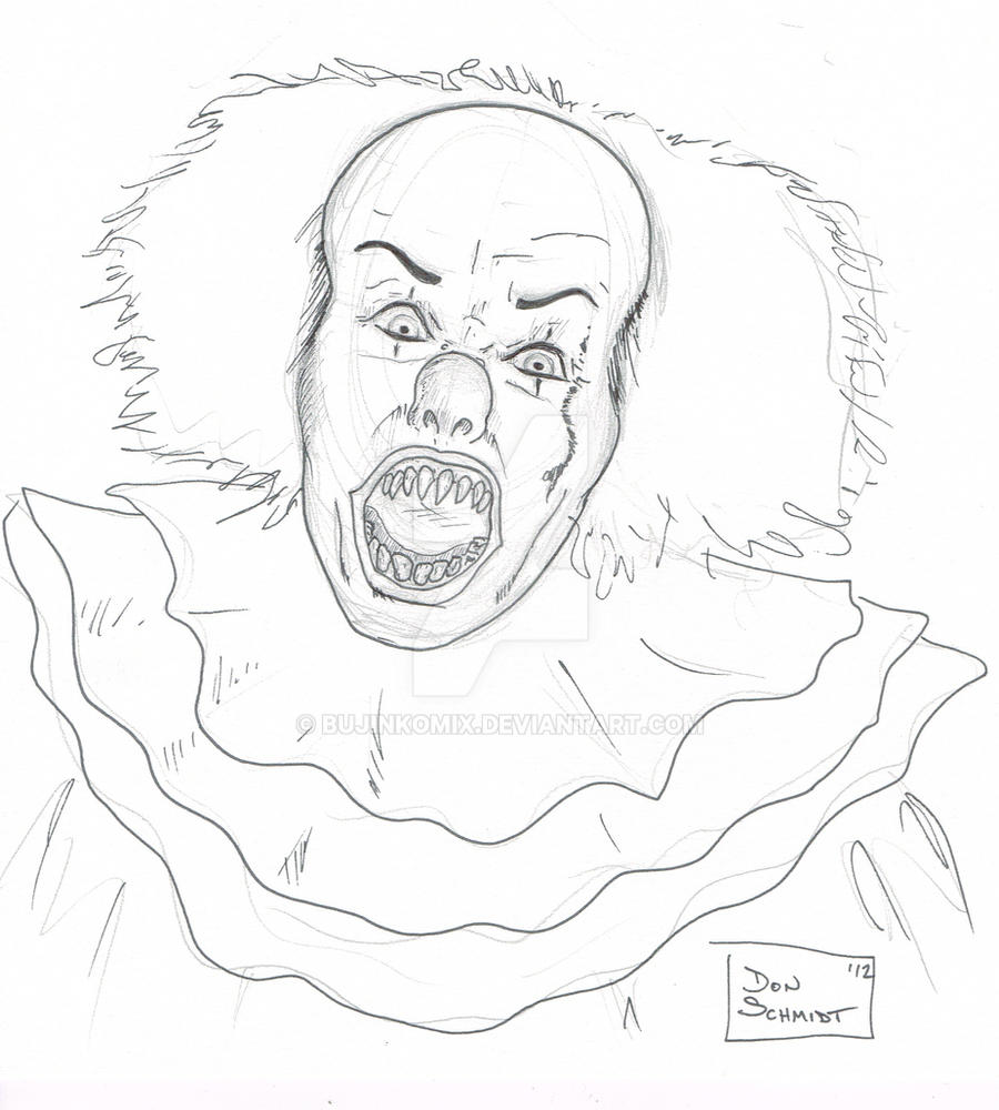 How To Draw Killer Clowns together with C2NhcnkgZXllIGRyYXdpbmc moreover Imgs steps dragoart   how To Draw Scary Faces Draw Scary Characters Step 14 1 000000104859 4 also  moreover Scary Clowns Coloring Pages. on scary clown teeth