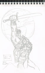 2012-12-12-DSC - World War Hulk Frazetta Homage