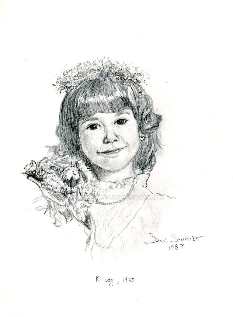 Kristy 1985 by bujinkomix