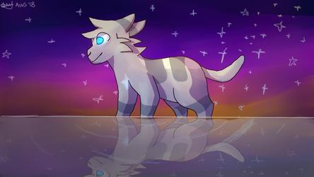 Stellar Reflection by Lightningskyy