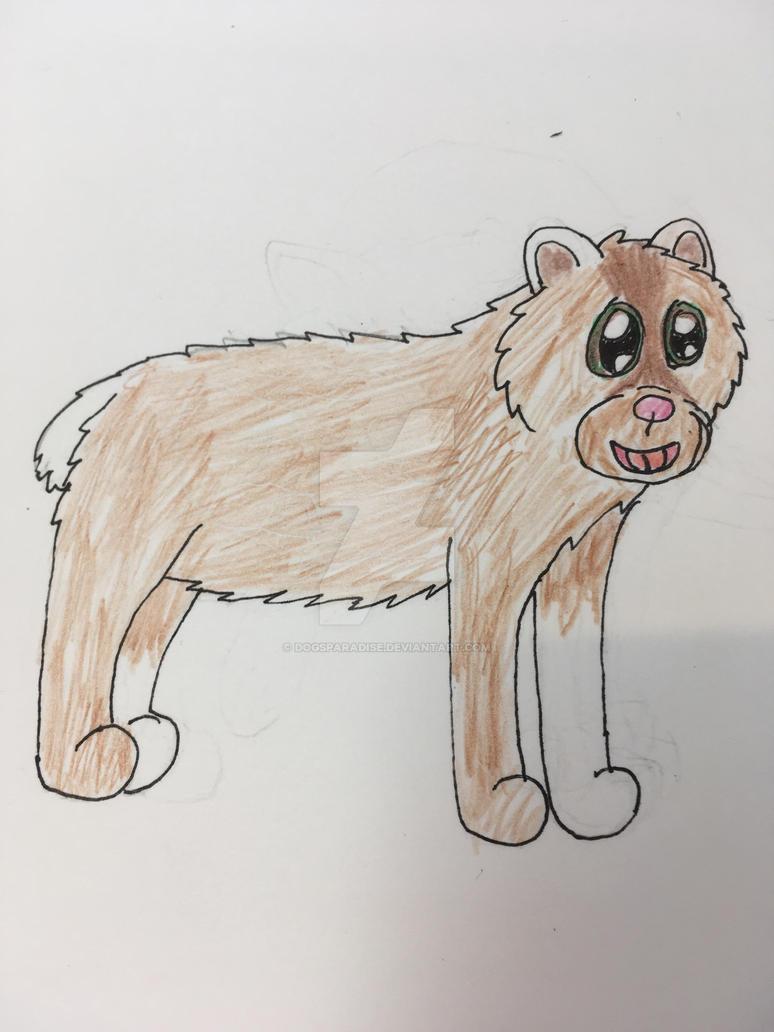 Bear by Dogsparadise