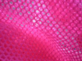 Pink Fishnet Texture 1 by jeanniebluestock