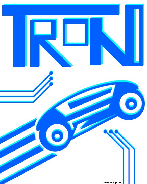 Tron by Fallout3210