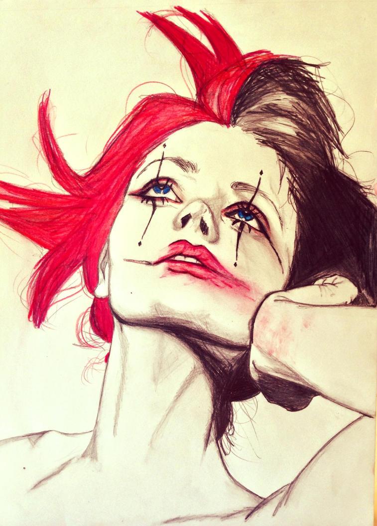 Harley Quinn by ZanEXE
