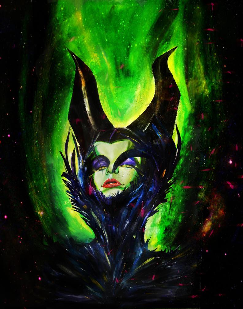 Maleficent by ZanEXE