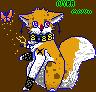 Nyra Pixel by Kitsunesprite
