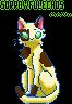 SorrowfulEchos Pixel - gift- by Kitsunesprite