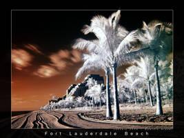 Fort Lauderdale Beach by dkraner