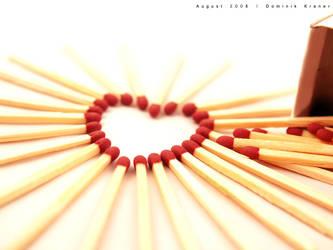 heart match by dkraner