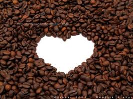 i love coffee by dkraner